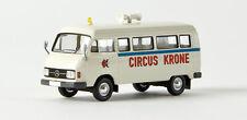 BREKINA HO - # 13255 - MB L 206 Bus 'Circus Krone'