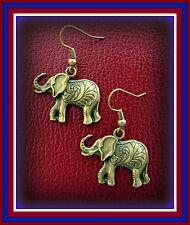 Republican Gop Elephant Earrings Jewelry - U. of Alabama theme