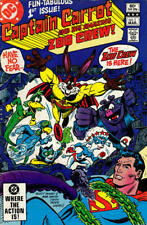 CAPTAIN CARROT AND HIS AMAZING ZOO CREW (1982) #1-20 COMPLETE SET LOT FULL RUN