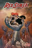 RED SONJA #9 DYNAMITE COVER A CONNER 1ST PRINT