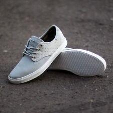 6d45801534 Vans Ludlow Water Color Camo Gray White Men s Classic Skate Shoes Size 13