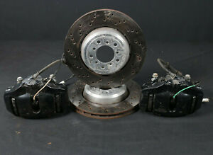 BMW 1er M E82 340PS Brake System Front 14 5/32x1 3/16in Discs Saddles