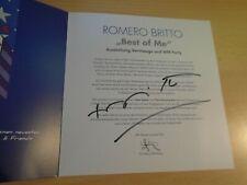 Original Romero Britto - Germany, Art, Art & Architecture