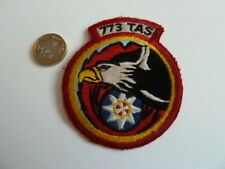 773 TACTICAL AIRLIFT SQDN, C130H Hercules, Dyess AFB, military aviation patch