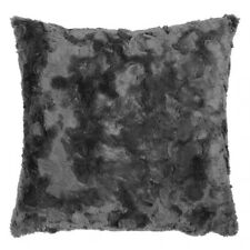 pad home Kissenhülle Bardot stone Felloptik Kissenbezug flauschig weich 45x45