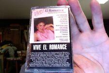 Vive El Romance Con Tus Grupos Favoritos!- various- new/sealed cassette tape