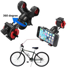 Motorcycle Bicycle MTB Bike Handlebar Mount Holder For iPhone GPS PDA Smartphone