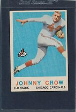 1959 Topps #105 Johnny Crow Cardinals EX/MT 59T105-121315-3