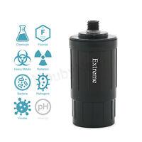 environ 793.77 g Filtre bouteille d/'eau-Supprimer 99.99/% de contaminants! Seychelle norme 28 Oz