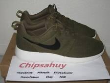 Nike Roshe Run One Iguana Mesh Green Sail Shoe OG New DS Size 8