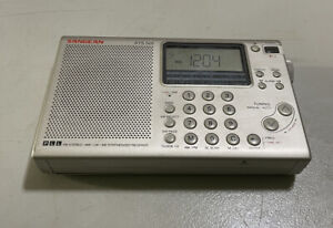 Sangean ATS-505 FM Stereo /MW/LW/SW Synthesized Receiver with SSB