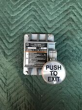 alarm controls Explosion Proof Request To Exit Station switch EXP-1
