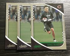 New listing Darnell Mooney Rookie Card Lot (3) | 2020 Panini Absolute Football | Chicago