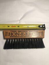 New listing Vintage Hon-E-Krust Clothing Brush