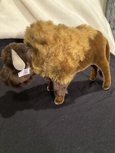 Steiff American Buffalo
