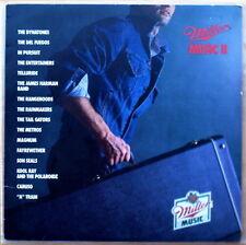 Scarce Miller Music II VA - NM Vinyl - Dynatones, Del Fuegos, Magnum