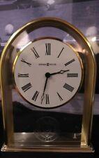 Ohio State University Desk, Shelf Clock - Howard Miller Roman Numerals Classic