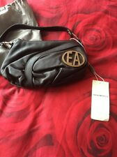 Women's Dark Brown emporium Armani Bag New With Tags