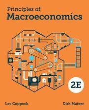 Principles of Macroeconomics by Dirk Mateer and Lee Coppock (2017, Paperback...