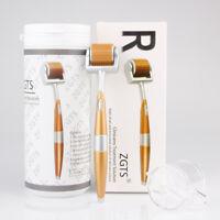 ZGTS Titanium Micro Needle Derma Roller Acne Scar Anti-Aging 0.25-2.5mm Needles#