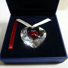 Swarovski Figura Corazón Ornamento 4,5 cm
