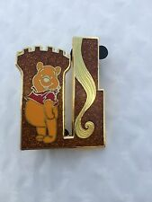 DISNEY PIN POOH CASTLE PIN- D23 Expo Pin from the Castle pin Set, 1 PIN
