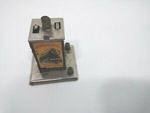 Louis Marx 0 High Speed Caution Base Automatic Signal Base