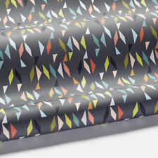 Arc com Fragment graphite gray,multi Colors contemporary Vinyl Upholstery Fabric