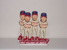 PHILADELPHIA PHILLIES Aces Bobble Head Hamels Halladay Lee Oswalt 2011 Version 2
