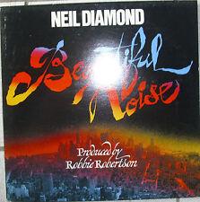 LP NEIL DIAMOND beautiful noise,Vg++,1976,CBS 86004