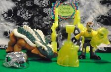 Fisher Price Imaginext 2011 Ankylosoraus Dino-Rider Playset Incomplete Ages 3+