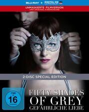 Fifty Shades of Grey 2 - Gefährliche Liebe - Digibook # BLU-RAY-NEU