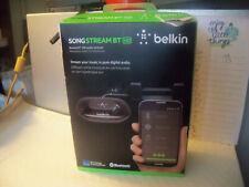 Belkin SongStream BT Audio Bluetooth Wireless Music Receiver, Black