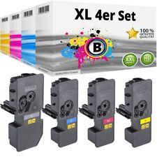 4x XL TONER TK-5230 für Kyocera Ecosys M5521cdn M5521cdw P5021 P5021cdn P5021cdw