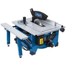 Scheppach Tischkreissäge HS80 mit 1200 Watt und 210 mm Sägeblatt