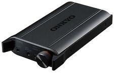 New!! ONKYO Portable Headphone Amplifier DAC Mounted DAC-HA200 (B) from Japan