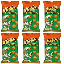 6 X 130 g - CHEETOS -  MAIS , CHEESE BALLS