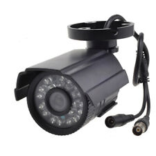 800TVL Wired Outdoor CCTV Security Bullet Camera System Night Vision Waterproof
