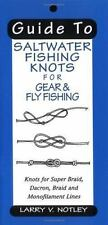 Guide to Saltwater Fly Fishing Knots and Other Large Game Fish : Knots for...