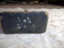 VW Type 3 ash tray 311 857 329 0  #165