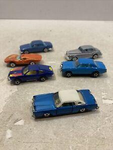 Vintage Car Lot Playart Rolls Royce Silver Shadow Tomica Lot Zylmex Die Cast