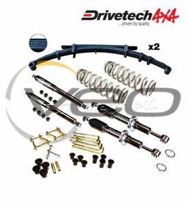 """DRIVETECH 4X4 2"""" ENDURO LIFT KIT FITS TOYOTA HILUX KUN26 3.0L TD 4WD 05-ON"""