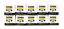 Ilford Pan F 120mm Black & White  Film Pack of 10