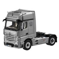 Mercedes Benz ACTROS Truck of the Year 2012 Silber 1:50 Neu NZG Limitiert 300 St