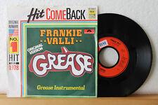 "7"" Hit Come Back - FRANKIE VALLI - Grease (Original Version) - No.1 Hit 1978"