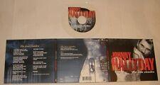 JOHNNY HALLYDAY  UN JOUR VIENDRA Edition  DIGIPACK CD TRANSPARENT