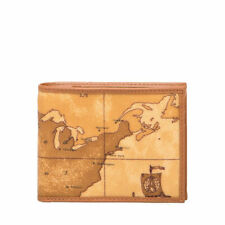 Wallet Alviero Martini 1A Classe geo classic card holder BVW1136000 natural