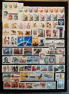 NORWAY (3412) Nice Small Collection (MNH)