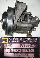 BMW E34 LUK Servopumpe Flügelpumpe 0863300 3241 1137013