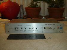 Urei 950, ANCA, Ambient Noise Controlled Amplifier, Gain Expansion, Vintage Rack
